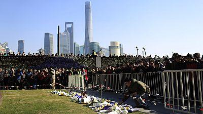 Dutzende in Shanghai totgetrampelt