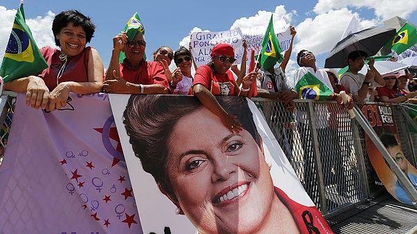 Brésil : un second mandat semé d'embûches pour Dilma Rousseff