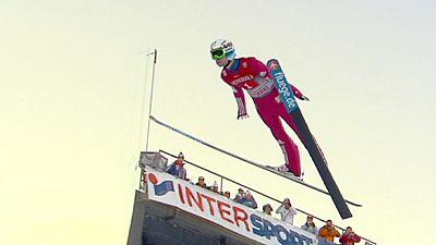 Salto con gli sci: Jacobsen risorge a Garmisch-Partenkirchen