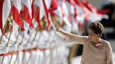 Brésil: Dilma Rousseff investie pour un 2ème mandat