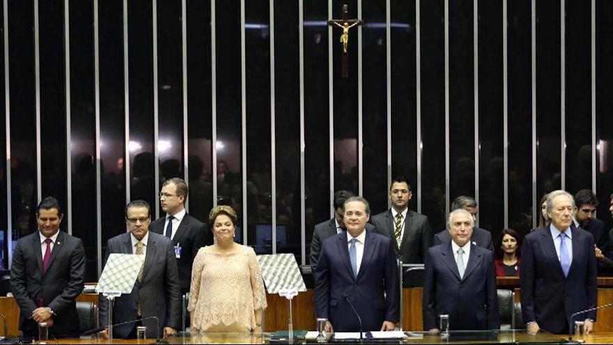 Brasilien: Rousseff tritt zweite Amtszeit als Präsidentin an