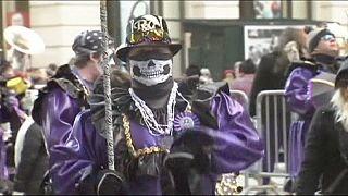 Пенсильвания: карнавал. которому больше сотни лет