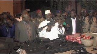 Gambias Präsident beschuldigt nach Putschversuch Gegner im Ausland