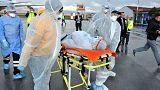 Zahl der Ebolafälle übersteigt jetzt zwanzigtausend