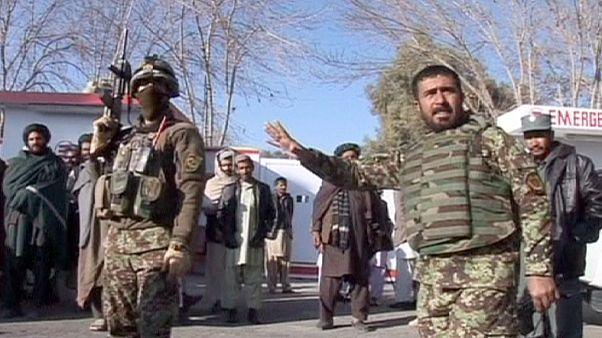 El ejército afgano mata a 26 civiles que celebraban una boda