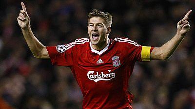 Steven Gerrard to leave Liverpool