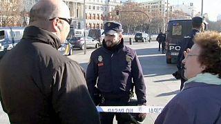 اختلال در حرکت قطارهای مادرید پس از اعلام هشدار به بمبگذاری