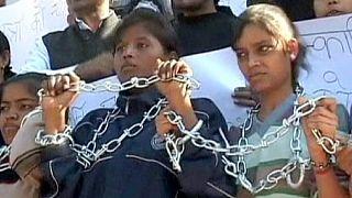 Crecen las denuncias por violación en Nueva Delhi