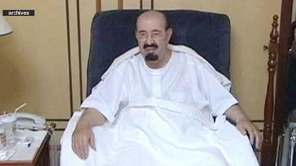 Kórházban a szaudi király