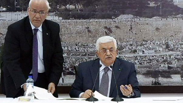 Палестина передала в ООН заявку на присоединение к Международному уголовному суду