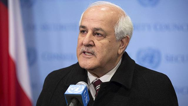 Palestinians present their credentials to join ICC and host of international bodies