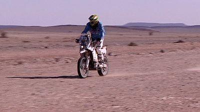 Ullevalseter y Zapletal ganan cuarta etapa del África Eco Race