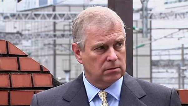 UK: Buckingham Palace denials as Prince Andrew is named in US underage sex case