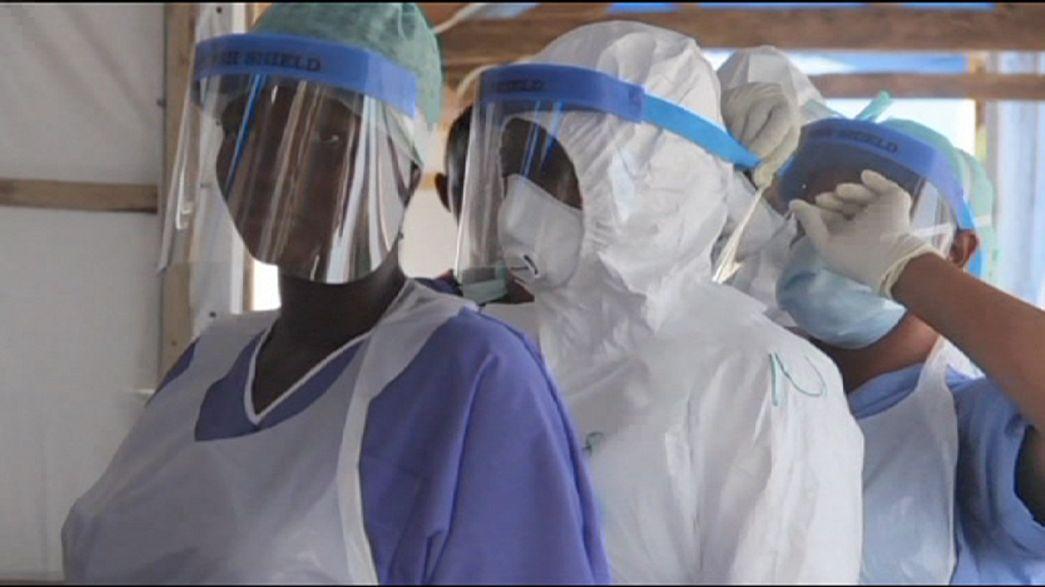 """Ebola : l'épidémie pourrait cesser """"d'ici fin 2015"""""""