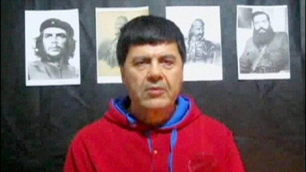 Griechenland: Meistgesuchter Terrorist verhaftet