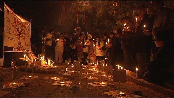 تجمع احتجاجي ضدّ الاغتصاب في الهند