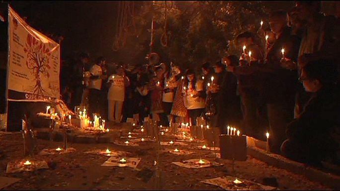 Öt indiai férfi megerőszakolt egy janán lányt Kalkuttában, őrizetbe vették őket