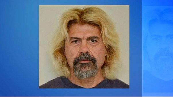 Terrorista foragido capturado pela polícia grega
