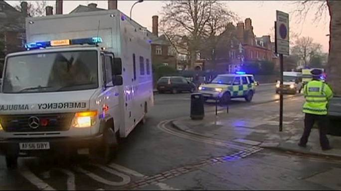 UK Ebola nurse Pauline Cafferkey 'critically ill' in London hospital