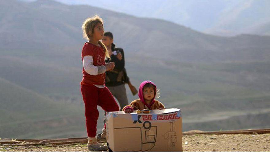 Die mutigen Mädchen der Jesiden - auch in der Überlieferung