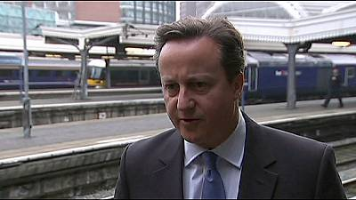 Cameron: 2017 Abstimmung über Verbleib Großbritanniens in der EU
