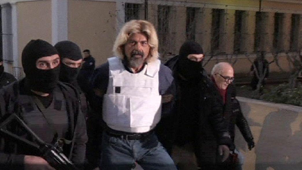 '17 Kasım'ın firari üyesi Atina'da bombalı eylem planlamış