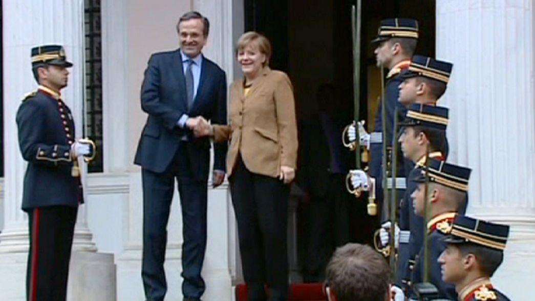 Alemania estaría dispuesta a que Grecia abandonara la Eurozona
