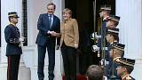 Germany accused of interfering in Greek politics in run up to January election