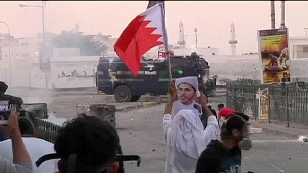 Nuevos enfrentamientos entre policía y manifestantes en Baréin