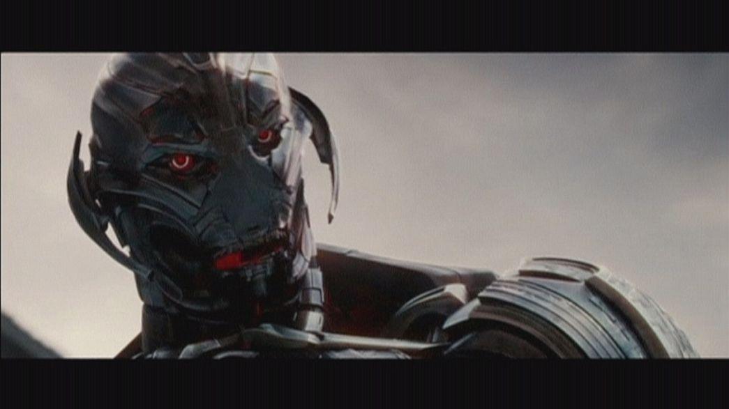 """2015 llega con estrenos como """"Los Vengadores: La Era de Ultrón"""" o """"Into the Woods"""""""