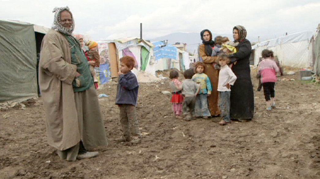 Lübnan'da Suriyeli sığınmacılar için vize uygulamasına başlandı
