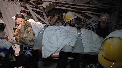 Tödlicher Erdrutsch in Bosnien