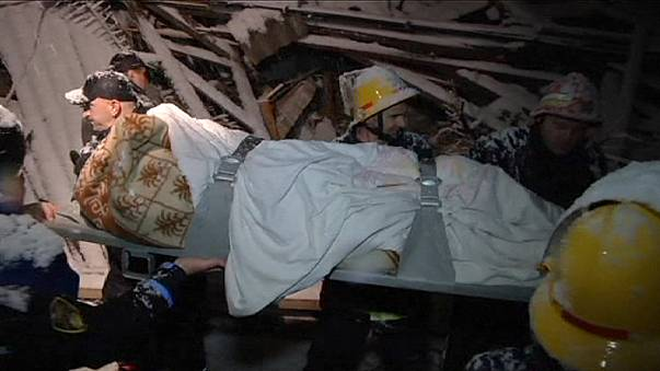 قتيل وجرحى إثر انزلاق للتربة في البوسنة