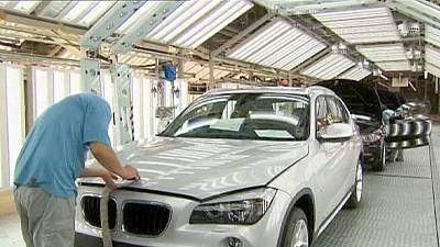 BMW in payout to dealers in China