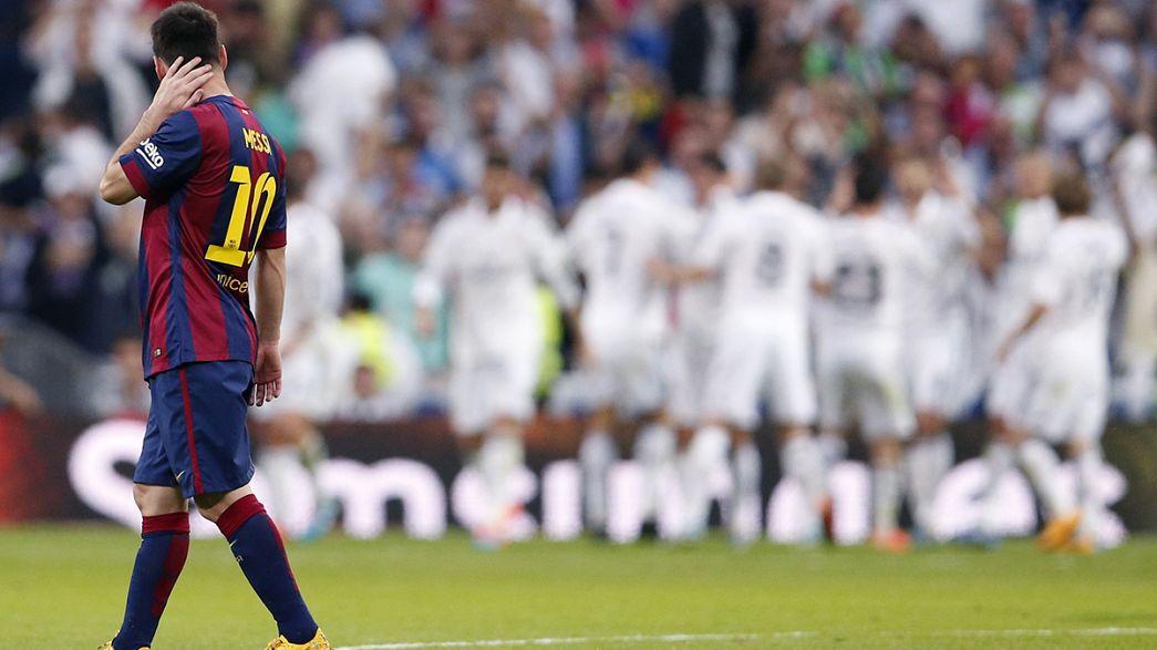 The Corner: Valencia end Madrid's winning run, Real Sociedad stun Barcelona