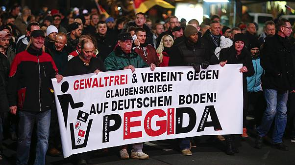 Germania: il movimento anti-Islam Pegida fa sempre più adepti