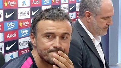 Barcelona despede Zubizarreta com Messi a ajudar à crise