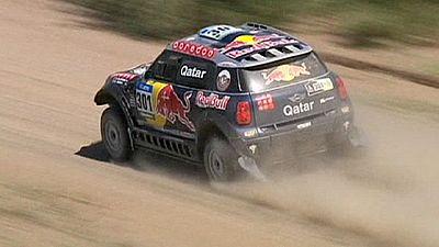 Dakar 2015: Joan Barreda clinches stage 2