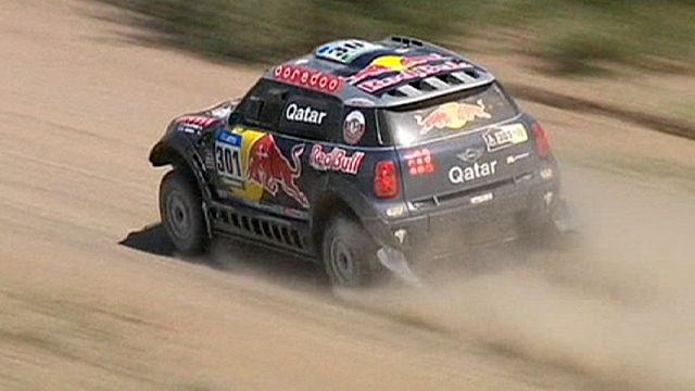 Dakar-rali: al-Attijah volt a leggyorsabb