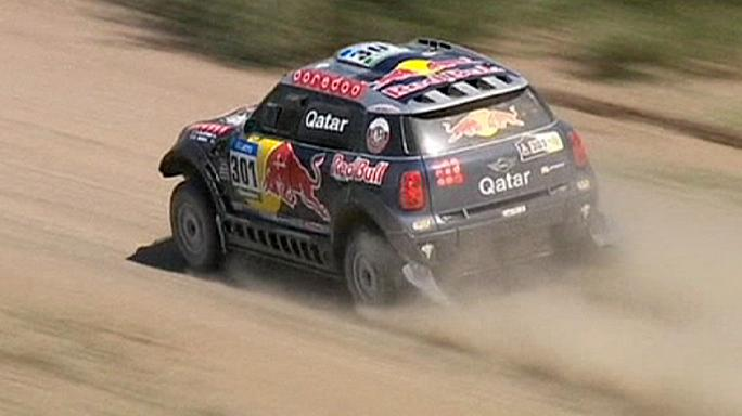 Dakar 2015: Joan Barreda clinches stage 2