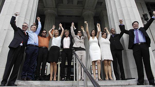 Le mariage pour tous légalisé en Floride
