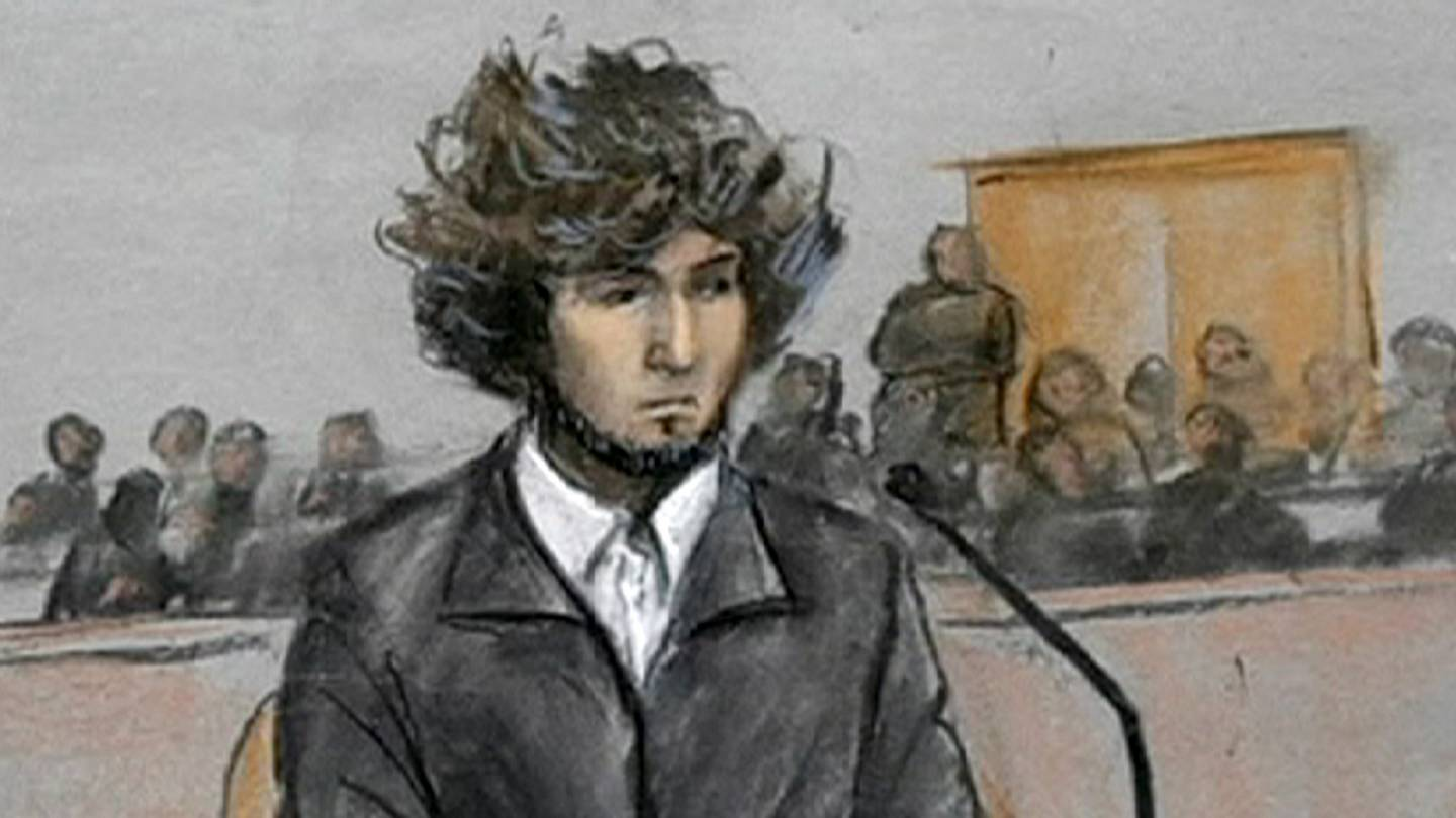Jury selection begins in Boston bombing trial | Euronews