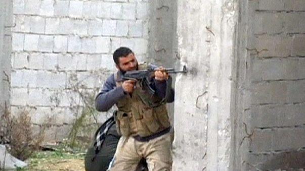 Las fuerzas kurdas logran el control del 80% de Kobani