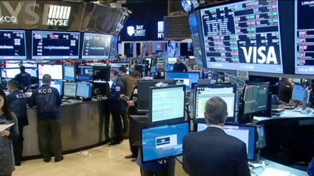 Markets plunge over Greek uncertainty and oil prices plummet as gloom deepens