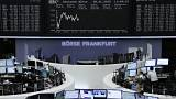 Tension sur les marchés financiers