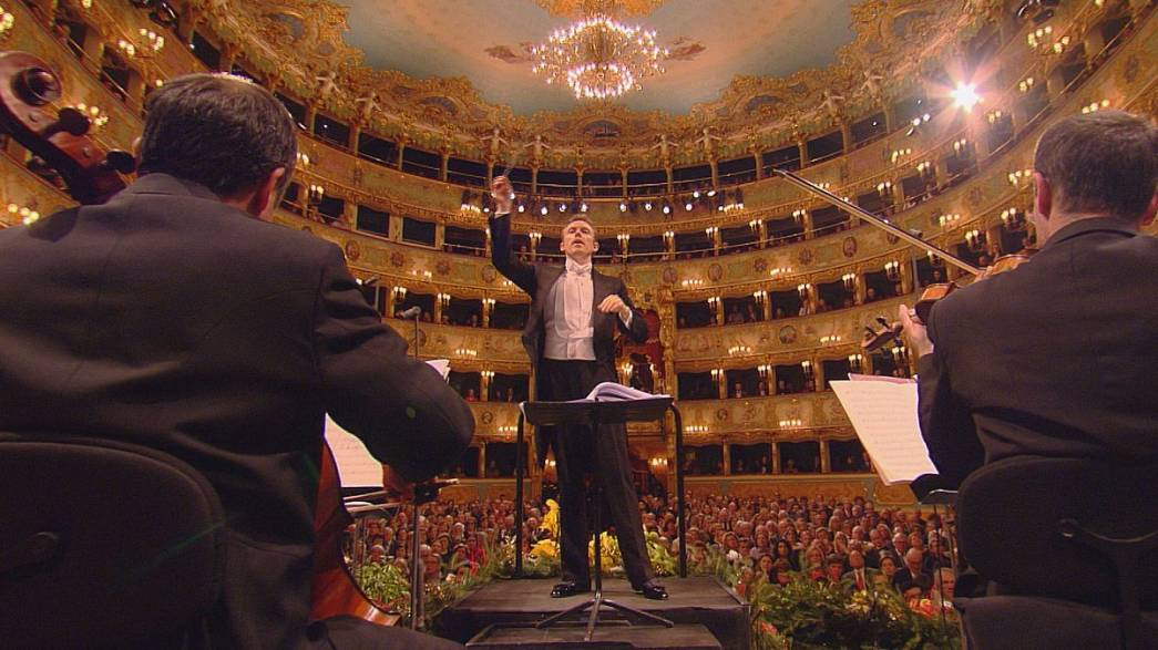 New Year's Concert at La Fenice: a spectacular showcase