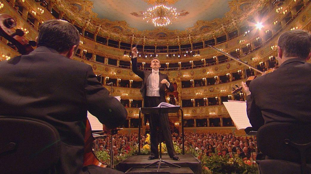 Concierto de Año Nuevo en Venecia: la música expresa lo indecible