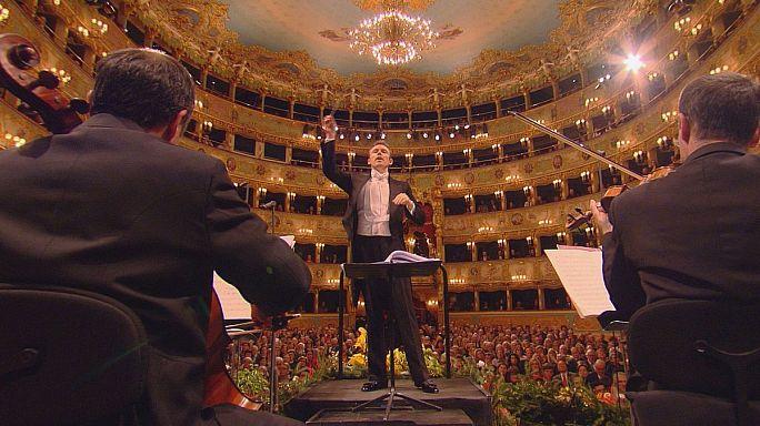 Újévi koncert Velencében
