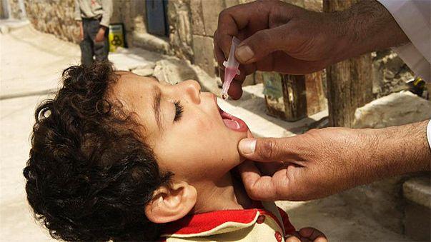 كارثة طبية وانسانية في مناطق المعارضة بسوريا