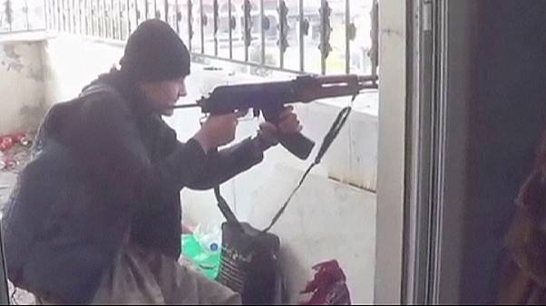 Сирия: исламисты несут потери в Кобани